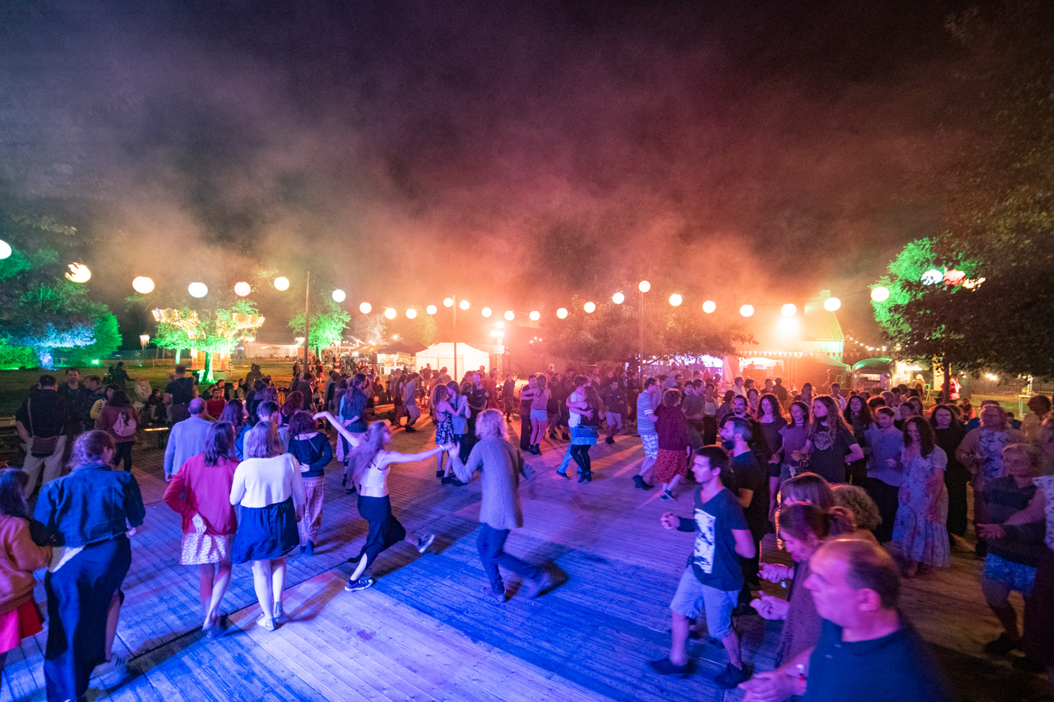 Festival & Party photography • I Believe in Color